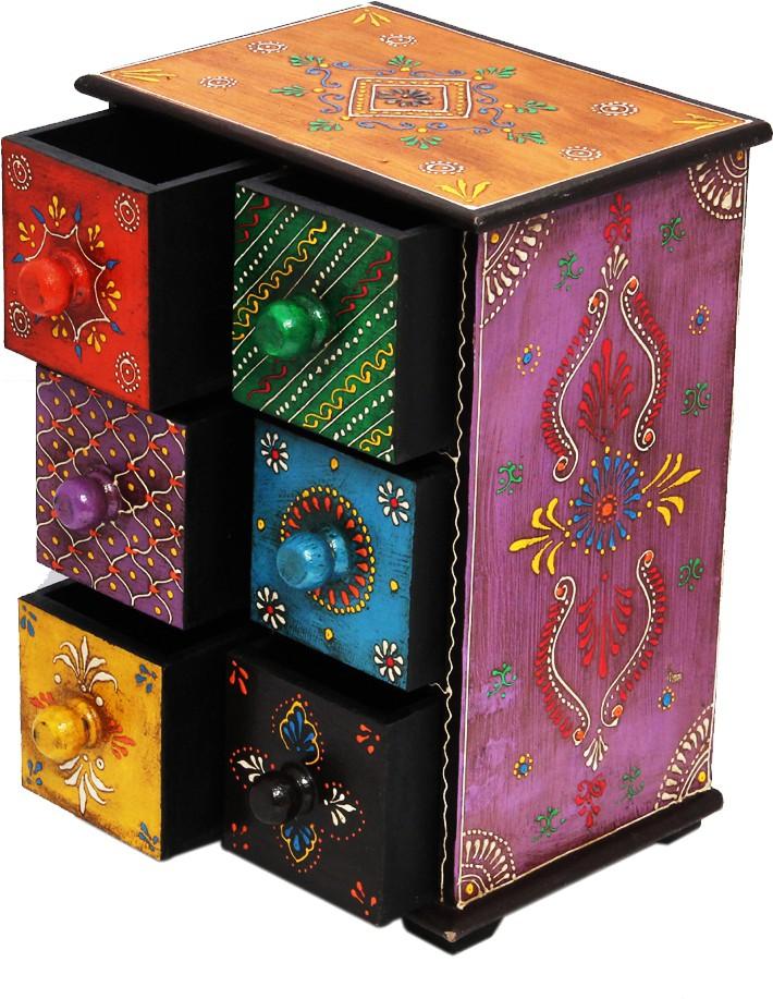 Shreeng SEBH027 Wooden Gift Box(Multicolor)