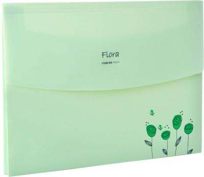 Callas Matrix Executive Series Polypropylene Flora Large Capacity File Bag