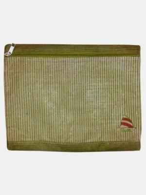 Jute Planet Go Green Series Jute Document File Bag