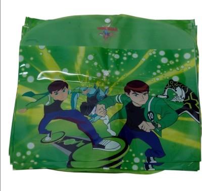 Ananda sales Polypropylene Ben 10 My Clear Bag Set of 12