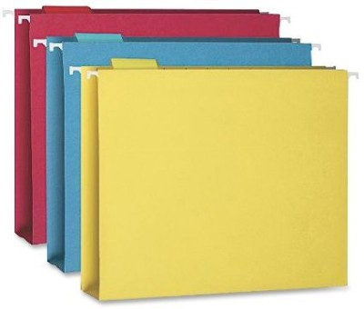 Smead Polypropylene Hanging File Folder