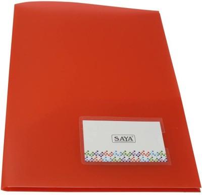 Saya Office Series Polypropylene Conference Files