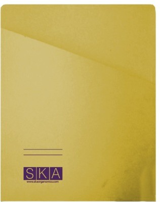 SKA Paper Magazine Folder