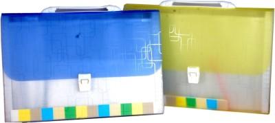 MagPie Polypropylene Expanding File Folder (set of 2)
