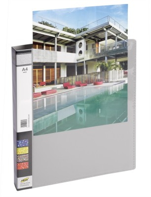 Trio 08AD PP Ring Binder