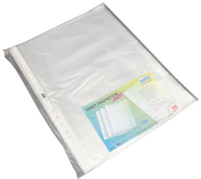 Solo Sheet Protector