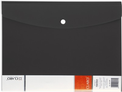 Claro Display Folders Polypropylene Folders