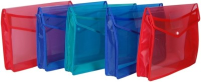 MagPie Polypropylene File Folder (Set of 5)