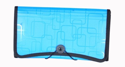 MagPie Polypropylene Check book Expanding Document File