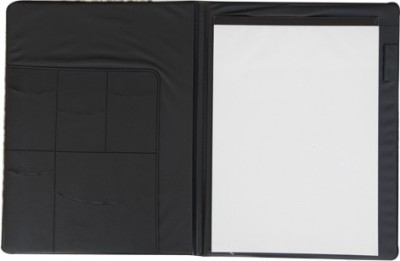 Bkmm Business Series Leatherized Texture Rexine Datamate Conference Pad