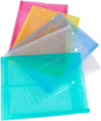 MagPie Polypropylene Envelope Bag Button Closer Set of 20