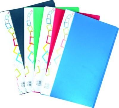 Gruvi Enterprises Polypropylene Display Files