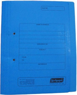 Neelgagan Polypropylene Office Record File