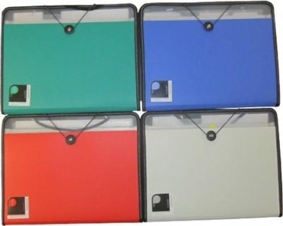 Deli Filling Series Plastic Display Book