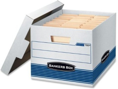 Fellowes Paper Box Storage
