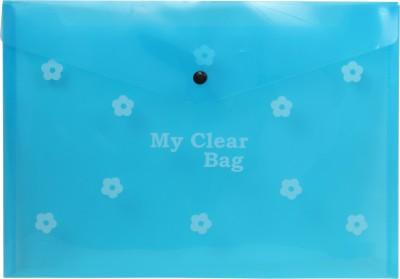 Saya My Clear Bag Flower