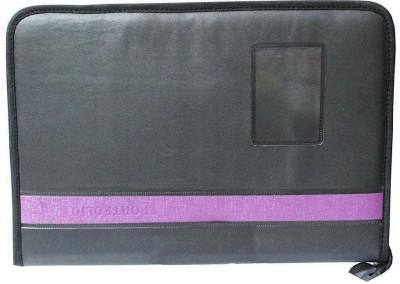 ZakTag Leather Portfolio Leather File