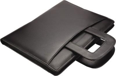 Pyramid Executive Folder Leatherite Handle Folder