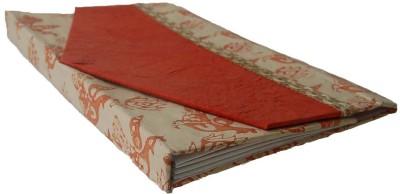 Aashram Tihar Jail Hand Made Paper Hand Made(Set Of 1, Red)
