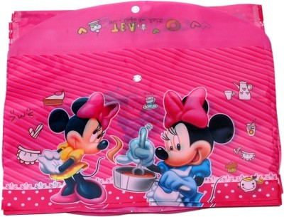 Aahum Sales Polypropylene Mickey Mouse My Clear Bag Set of 12