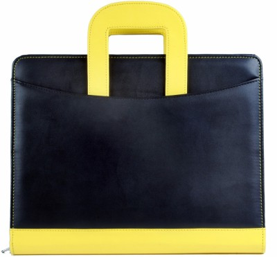 Coi Leatherite Briefcase Conference Folder / Document Folder