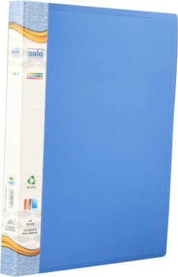 Solo Student Serise (17 Mm Ring) Polypropylene Ring Binders