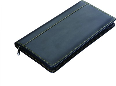 Susha Leather Cheque Book Cover