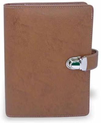 Milano Super Series Leather Organizer Diary