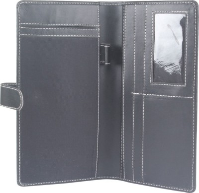 DolphinProduct Artificial Leather Passport Folder