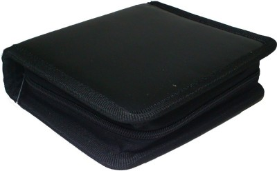 De BlueMix PU Leather CD DVD Carry Bag/ Case / Folder / Pouch For 40 CD/DVD