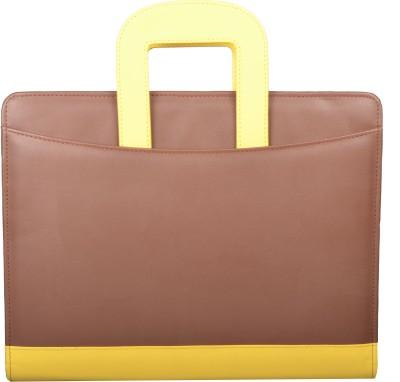 Coi Leatherite Breifcase Conference Folder