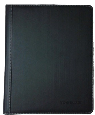 Mead Executive Series Polyproplylene Pad Folio With Two Inbuilt Writing Pads