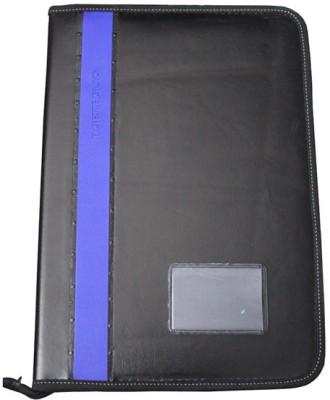 Bansal Paper Industries Matrix Executive Series Leather Document bag