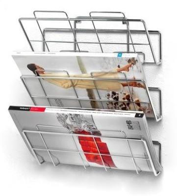 Spectrum Diversified Designs, Inc. Plastic Magazine Rack