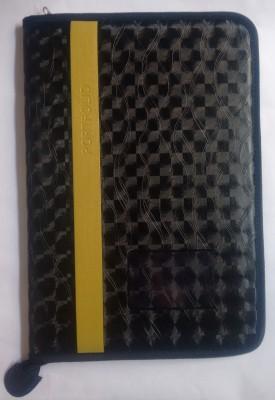 MDN Express Matrix Executive Series Leather Rexine Document bag