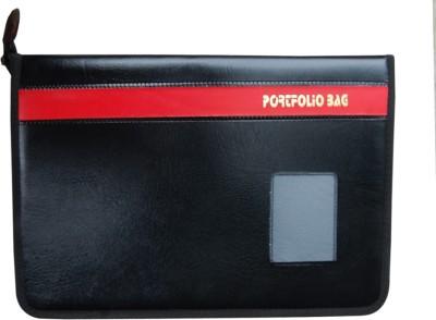 MagPie Executive Series Hard Bound File Folder Document Bag