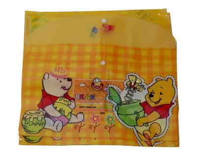 Aahum Sales Polypropylene Bear My Clear Bag Set of 12
