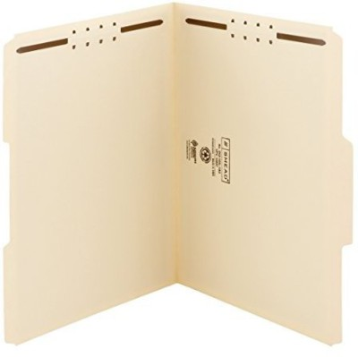 Smead Polypropylene File Folder