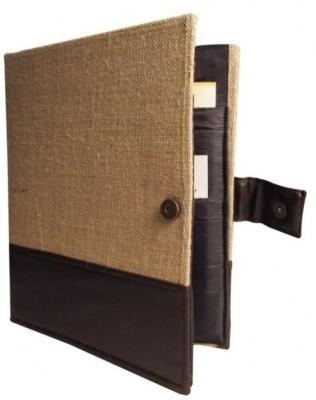 Indha Craft Jute File folder