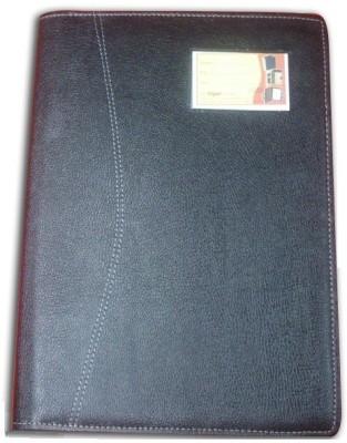 Elegant Exellent Series Rexine Executive Bag With Sheet Protector