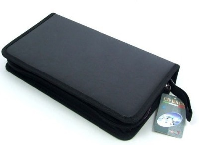 Master Pouch Polypropylene Cd/Dvd Pouch For 80Cds