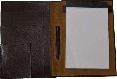 Knott LF/BLU Leather Folder