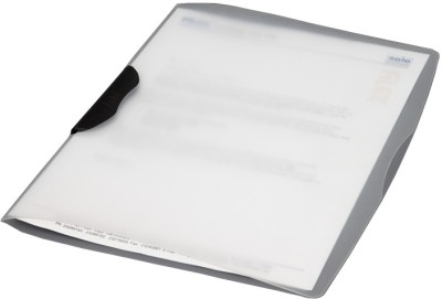 Solo Report File(Set Of 10, Frosted White)