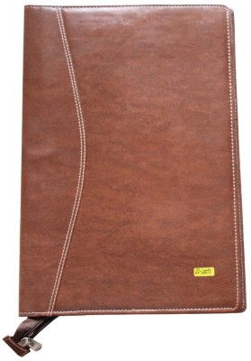 AmazingHind Faux Leather Document Folder