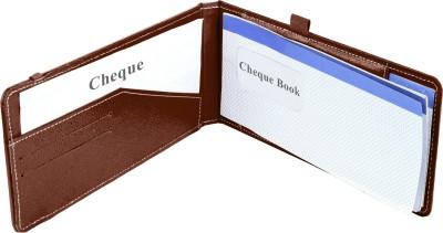 Ecoleatherette Premium Paper Cheque Book Holder