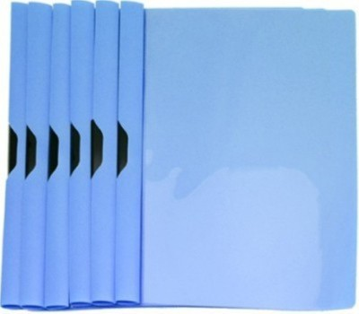 SIDHIVINAYAK ENTERPRISES Plastic Blue Color 6 Pcs set Report Files