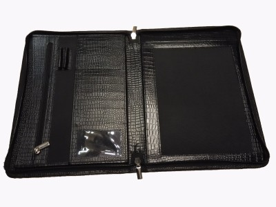 Leather Mall A4 Series Leather File Folder