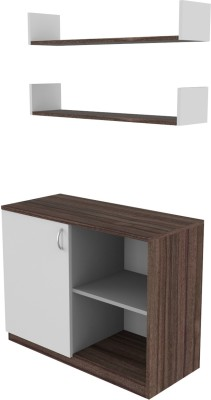 NorthStar Caddy Engineered Wood Lateral Filing Cabinet