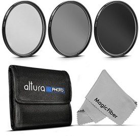 Goja 77Mm Altura Photo Professional Photography Filter Kit For Camera Lens Clear Filter