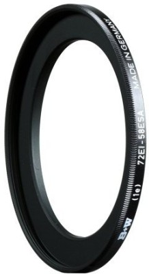 B + W Stepdown Ring 82Mm To 72Mm Clear Filter